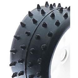 Cauciucuri Full Spike - Front Tyres - Soft CAT (pr) 1/10