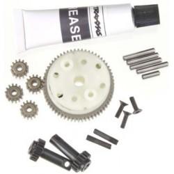 planetar gear diff w/steel ring gear