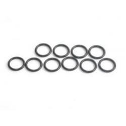 O-rings alu front axle (10 buc)