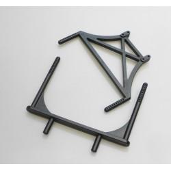 Set Suport Caroserie S10 Twister ShortCourse