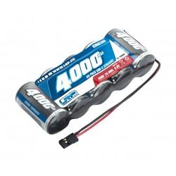 Acumulator Receptie 1/5 NiMh FLAT 4000mAh