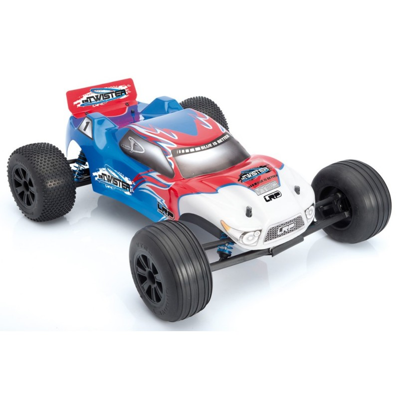 LRP S10 TWISTER TRUGGY RTR 2.4GHZ XFH