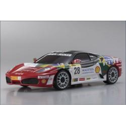 Kyosho Mini-Z MR-03 BCS Ferrari F430 1/27