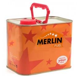 Combustibil Nitro Aeromodel Merlin Lube 10% 2.5l