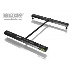 Stand setare apasare Hudy Quick-Tweak Station + Alu Carry Case