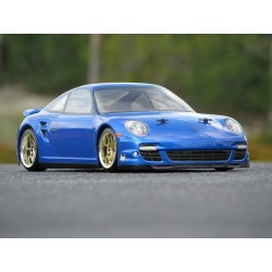 Caroserie Automodel PORSCHE 911 TURBO 200mm