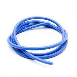 Conductor cu invelis siliconic 12AWG 1m Albastru