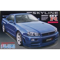 Macheta Nissan Skyline R34 GTR Nismo