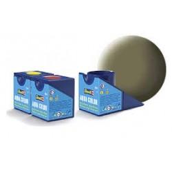 Vopsea machete Revell Aqua Light Olive Mat