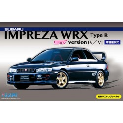 Macheta de asamblat Subaru Impreza Sti Version IV