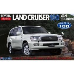 Macheta de asamblat Toyota Land Cruiser 100