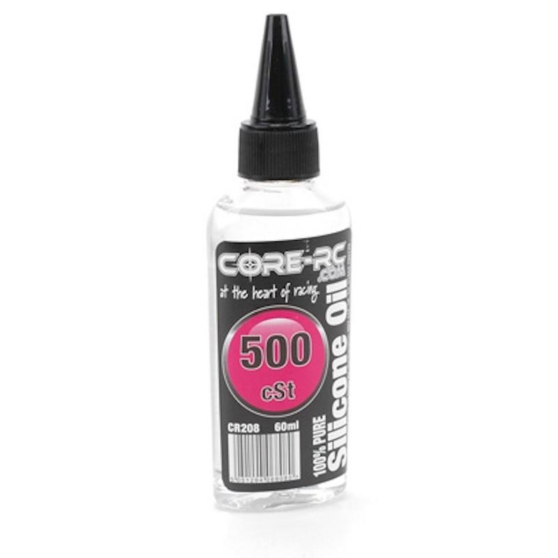 Ulei Siliconic CoreRC 500CST 60ml