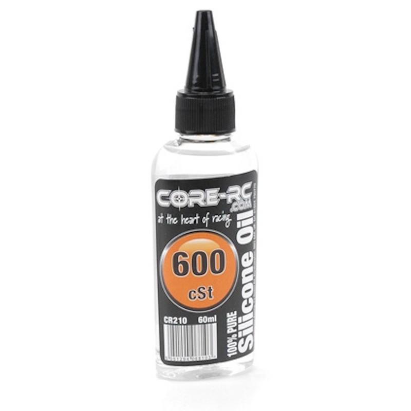 Ulei Siliconic CoreRC 600CST 60ml