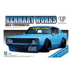 Macheta de asamblat 1/24 LB WORKS KEN MARY 2Dr Nissan
