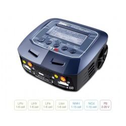 Incarcator Dual SKYRC D100 V2 2x100W LiPo NiMh LiFe