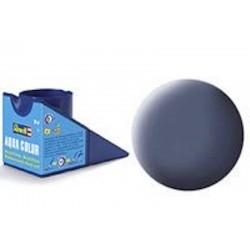 Vopsea Aqua Color Grey Mat Revell