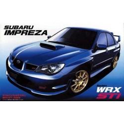 Macheta de asamblat Subaru Impreza WRX STI 2005