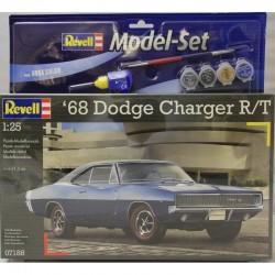 Macheta de asamblat Doge Charger RT 68
