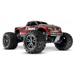 Automodel Traxxas E-Maxx Brushless TQi TSM RTR MonsterTruck