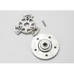Set Placa presiune Traxxas Slipper pressure plate and hub (alloy)