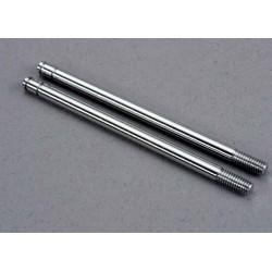 Tije Amortizoare Traxxas Shock shafts, steel, chrome finish (xx-long)