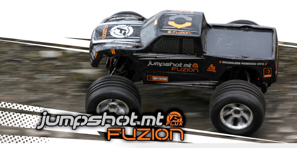 automodel rc jumpshot hpi racing romania