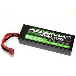 Acumulator LiPo 3S 11.1V 5000mAh 45C Hardcase Absima