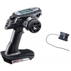 Telecomanda Auto SANWA MX-6 Frecventa 2.4GHZ