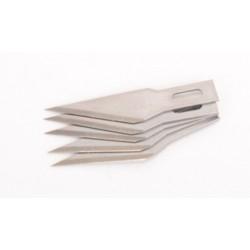 Lame Rezerva HobbyKnife 11 Pentru Cutter Precizie 5buc