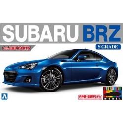 """Macheta de asamblat PREVOPSITA Subaru BRZ """"12"""