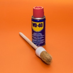 Set Curatare Automodel Pensula + Wd40 100ml
