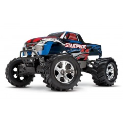 Automodel Stampede 4X4 TRAXXAS Electric Monster Truck 67054-1 - 1 - 4796