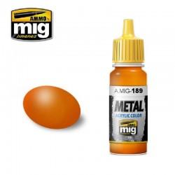 Vopsea AMMO Metallic Orange AMIG0189