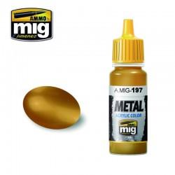 Vopsea Machete AMMO Metallic Brass AMIG0197