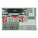 Ceroserie 1/10 MT Chevy Silverado Z71 Transaprenta Proline
