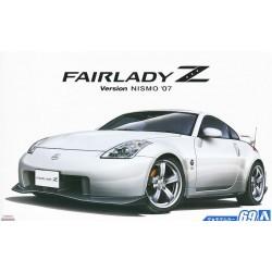 Macheta Auto De Asamablat Nissan Z33 Fairlady Z Version 07 - 1 - 4845