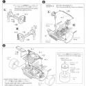 Macheta Auto 1/24 URAS ER34 SKYLINE 25GT-t '01