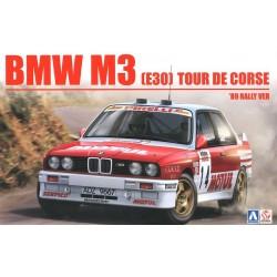 Macheta Auto BMW M3 E30 `89 Tour de Corse Versiune Rally