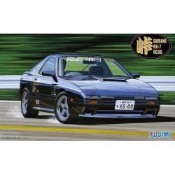 Macheta Auto de Construit Mazda Savanna RX-7 (FC3S) FUJIMI