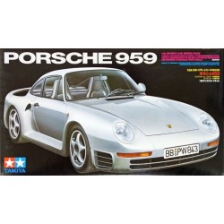 Macheta de asamblat 1/24 Porsche 959 Tamiya - 1 - 4893