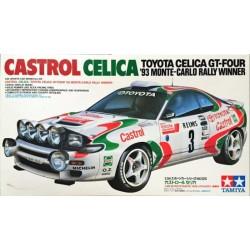 Macheta Auto Castrol Celica `93 Monte-Carlo Winner Tamiya