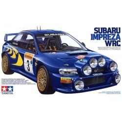 Macheta Auto Kit Subaru Impreza WRC `98 Monte Carlo Tamiya