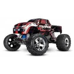 Automodel Electric Traxxas Stampede XL5 OffRoad Waterproof ARTR