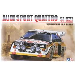 Macheta Auto Audi Sport Quattro S1 E2 Monte Carlo Rally 1986