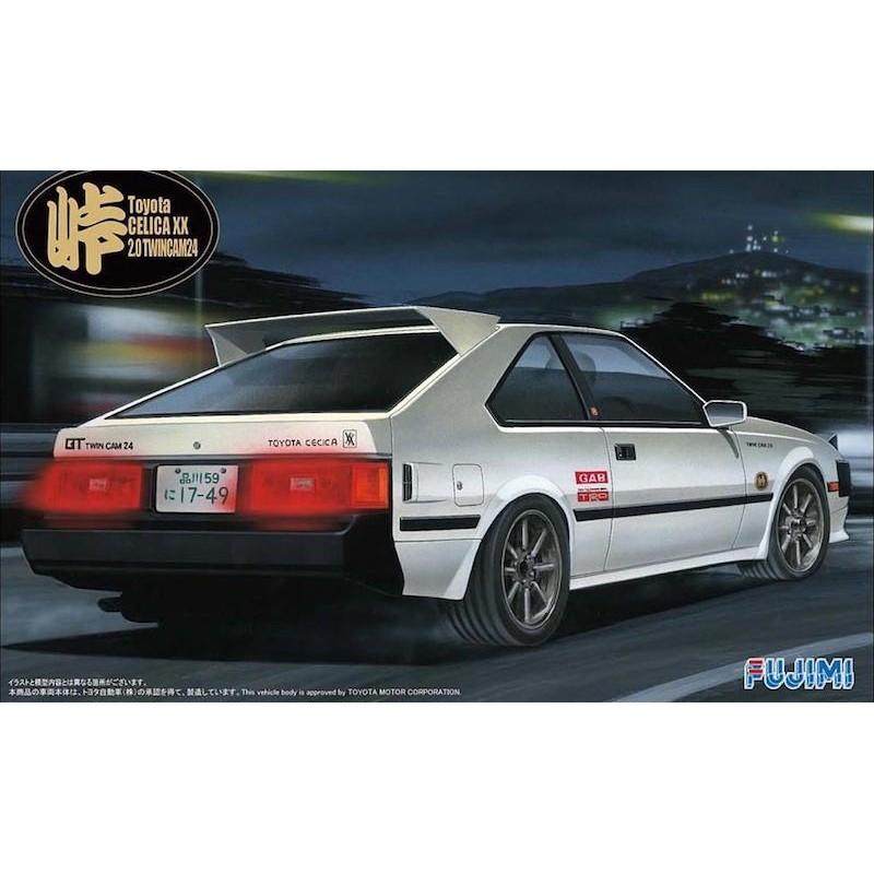 Macheta Auto Kit Toyoya Celica XX 2000GT Fujimi