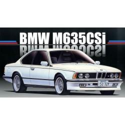 Macheta Auto KIT detaliat BMW M635Csi E24 Fujimi