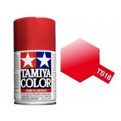 Vopsea Spray Red Metalic TS18 Tamiya TS-18