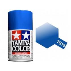 Vopsea Spray Blue Metalic TS19 Tamiya TS-19