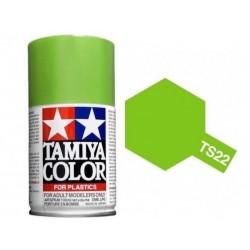 Vopsea Spray Light Green TS22 Tamiya TS-22