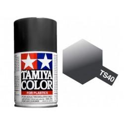 Vopsea Spray Black Metallic TS40 Tamiya TS-40